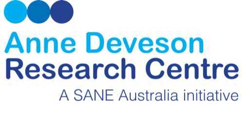 Anne Deveson Research Center logo